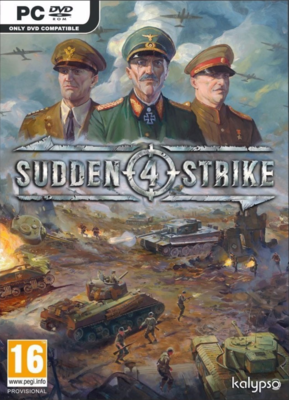 [PC] Sudden Strike 4 (2017) Multi - FULL ITA