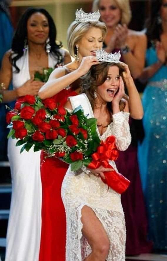 Reakcje Miss piękności 5