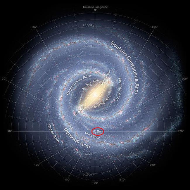01 - SUNCE - NASA ZVEZDA Sunceugalaksijidrod1