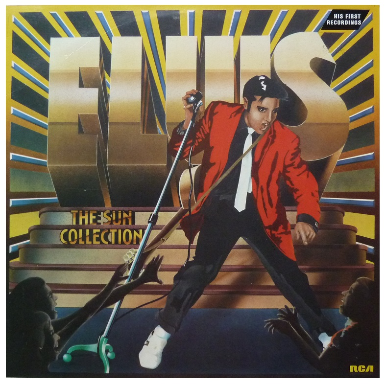 Presley - THE ELVIS PRESLEY SUN COLLECTION Suncoll77dfrontwybo5