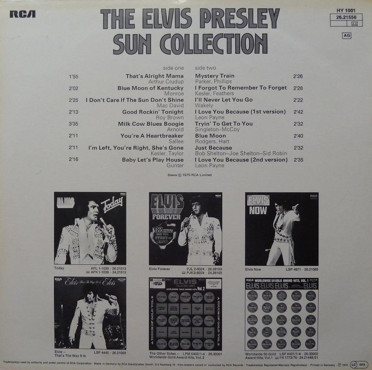 Presley - THE ELVIS PRESLEY SUN COLLECTION Suncoll77drckseite0nbc0