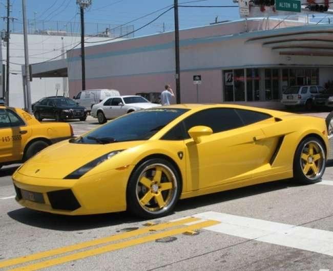 Duet Lamborghini (Gallardo + Chopper) 8