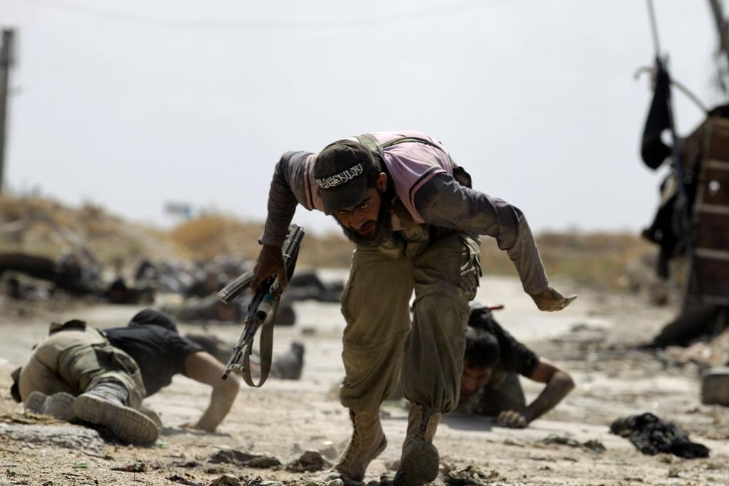 Re гражданская война в сирии
