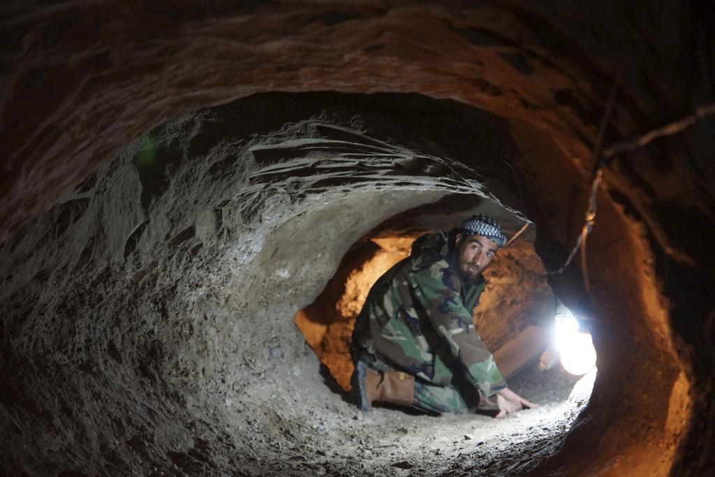 Дамаск под защитой! Сирийская армия отразила скрытую атаку террористов