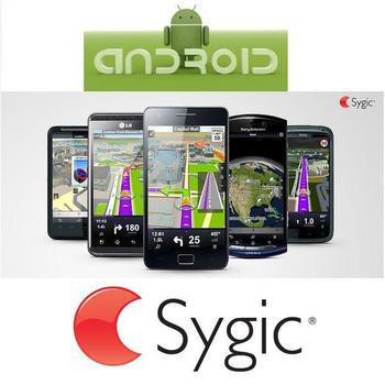 [ANDROID] Sygic GPS Navigation Italia 17.4.19