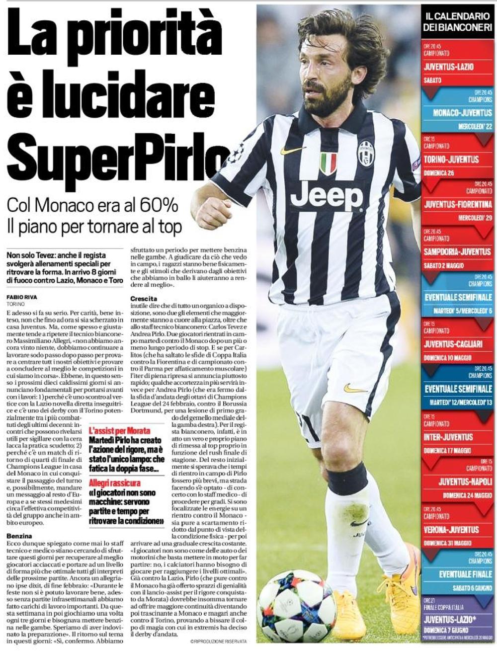 Champions League  Monaco - Juventus 7aad3d9485e85