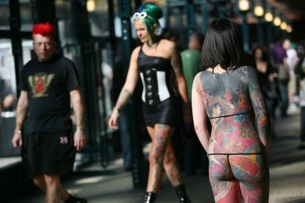 Festiwal Tatuażu z Londynu 7