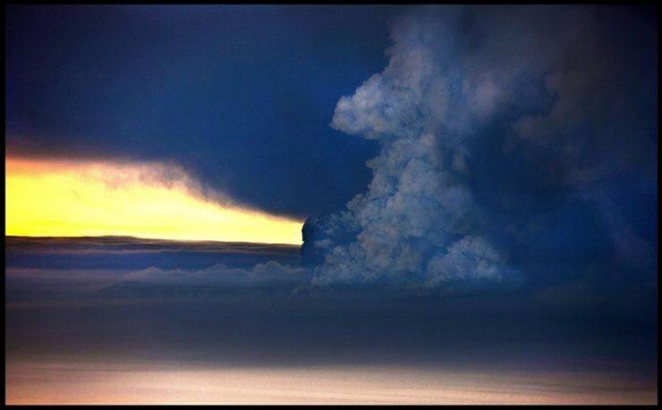 Erupcja wulkanu Grímsvötn 11