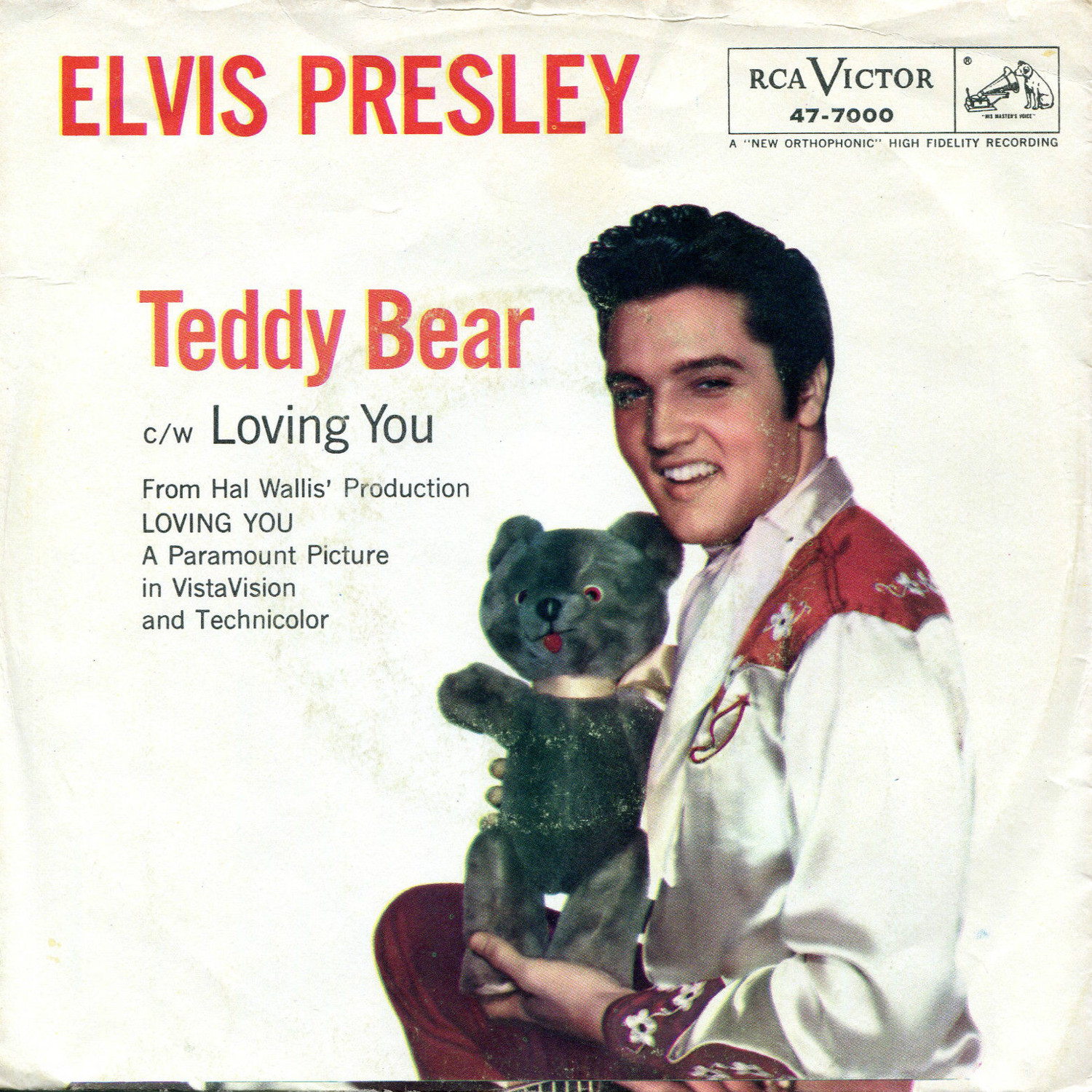 (Let Me Be Your) Teddy Bear / Loving You T2ec16nyue9s6ndmmbrw2gzuj7