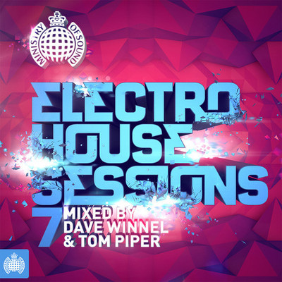 VA - Ministry of Sound: Electro House Sessions 7 (2014) .mp3 - 320kbps