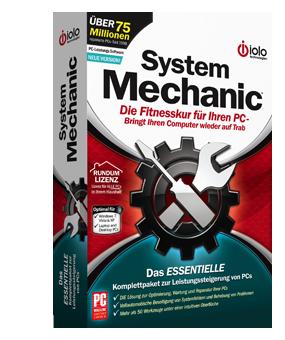 System Mechanic Professional v17.5.0.116