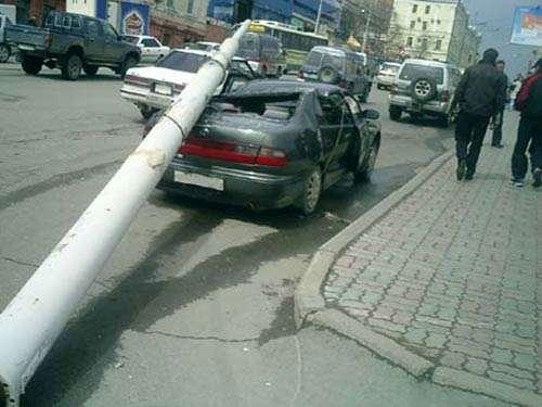 Wypadki samochodowe 6