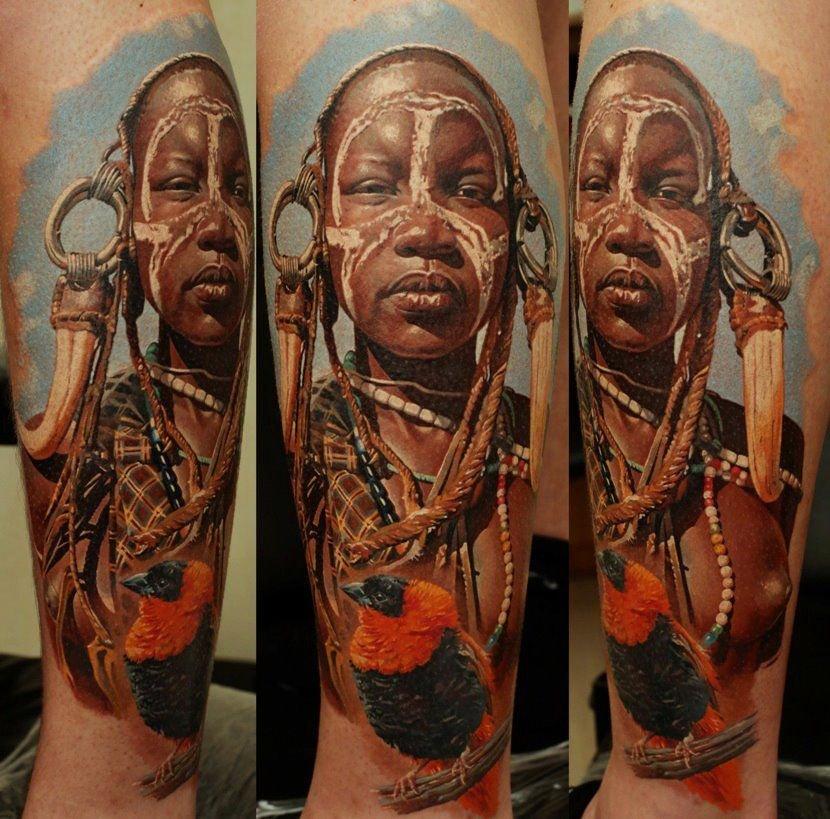 Realistyczne tatuaże #4 18