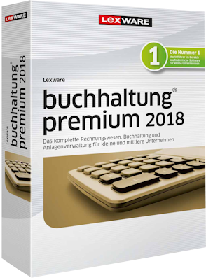 Lexware Buchhalter Premium 2018 v18.00