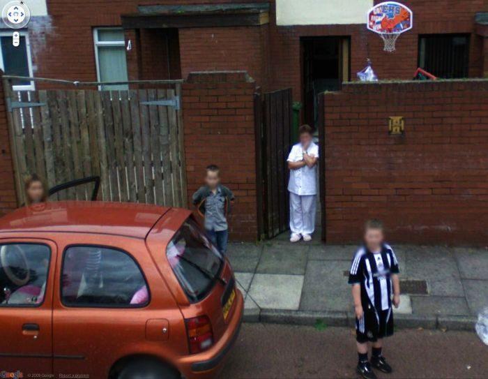Najdziwniejsze zdjęcia z Google Street View #2 19
