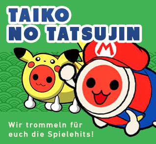 Taiko no Tatsujin german deutsch Wii U