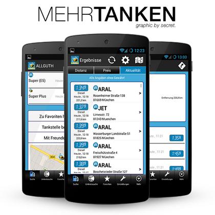 Android Mehr Tanken Premium 3.6.5.2p
