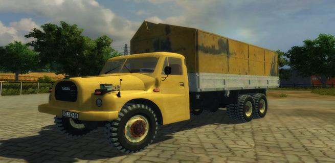 Tatra 148 Agro Pack MR