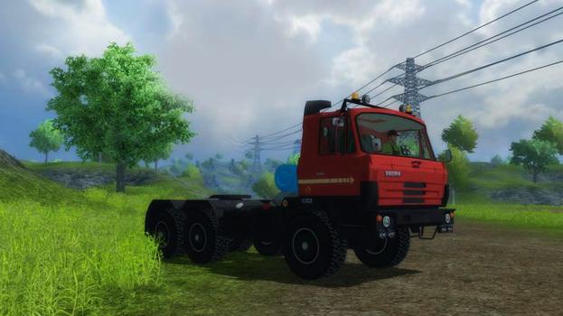 Tatra T815 NTH 6×6 v 1.0 MR