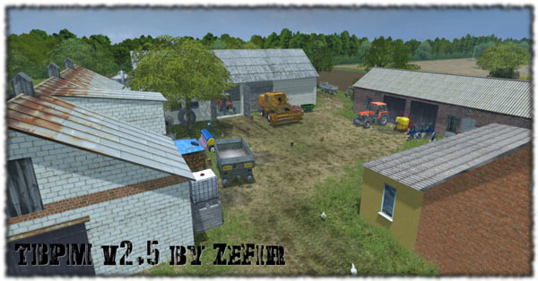 TBPM v 2.5 by ZeFir