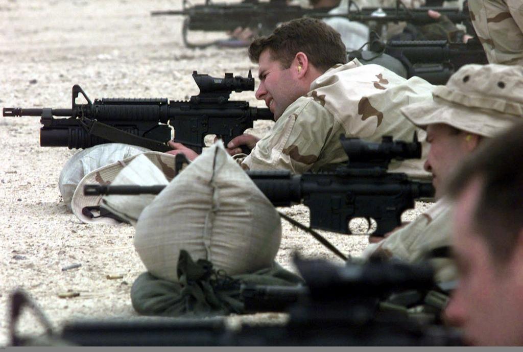 Gibt es Marines in den Navy Seals?
