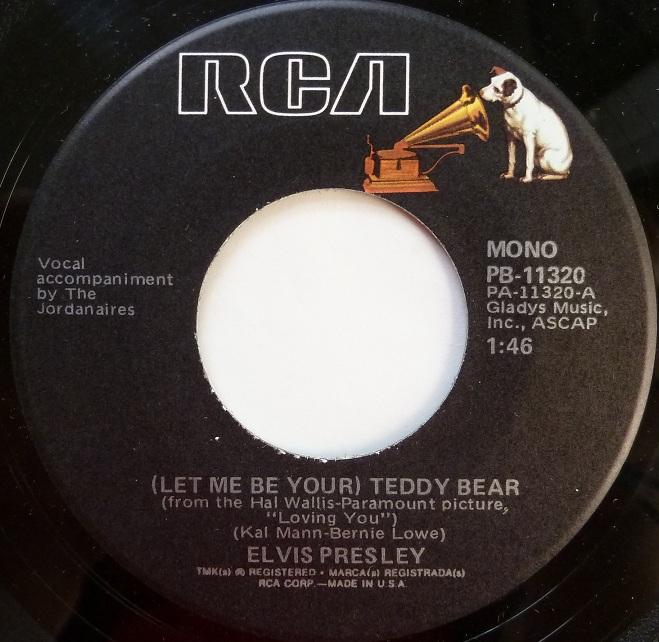 Teddy Bear / Puppet On A String Teddyside1hzs6m