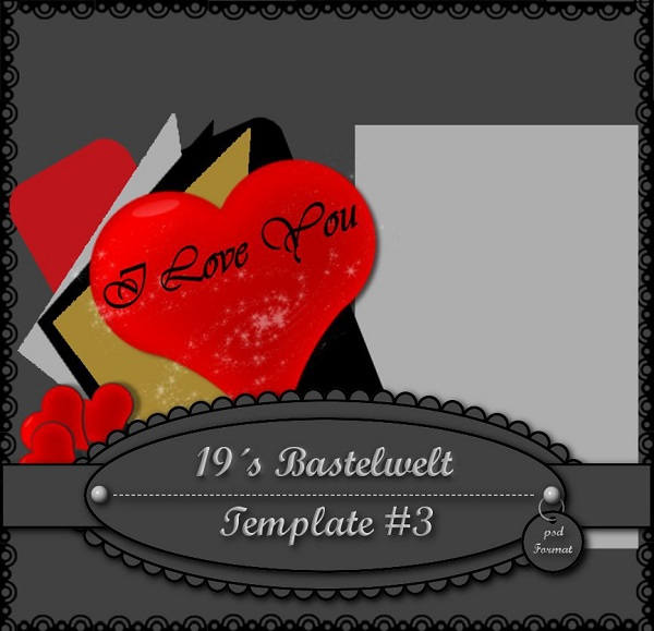 19´s Bastelwelt Template354sii