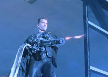 Highly overdressed Terminatorexsvr