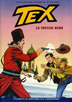 Tex Willer Collezione Storica a Colori 36 - La Freccia Nera (2007)