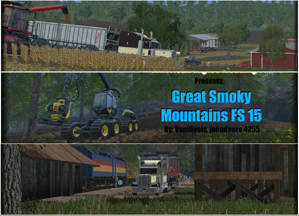 The Great Smoky Mountains FS 15