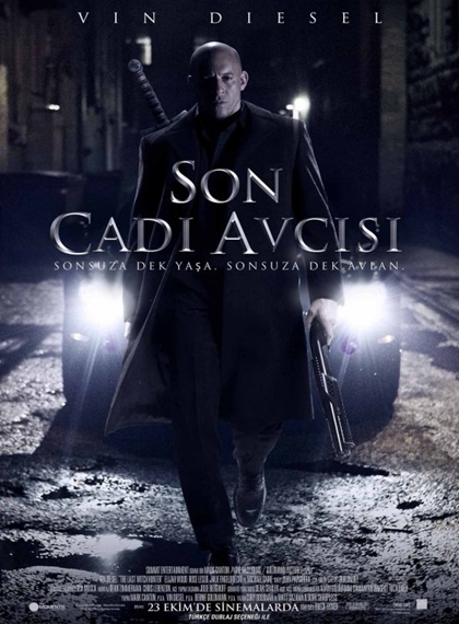 The Last Witch Hunter – Son Cadı Avcısı 2015 HDRip XviD AC3 Türkçe Altyazı – Tek Link
