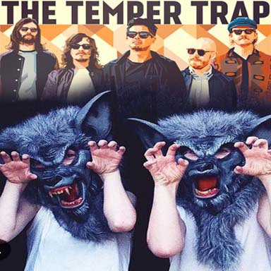 The Temper Trap – Discography (2009-2016)