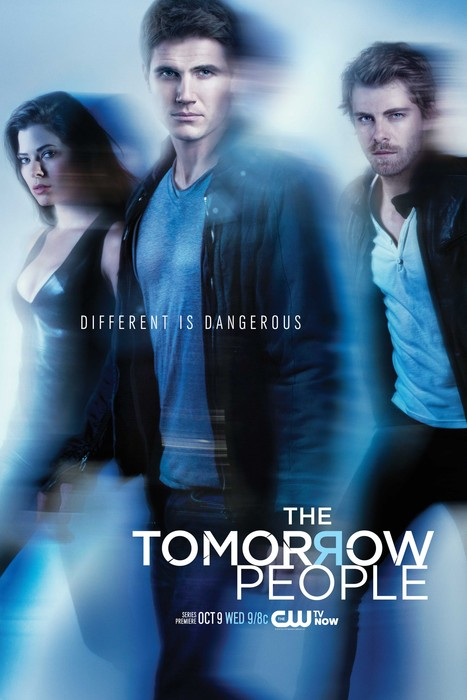 The Tomorrow People S01E17 (Türkçe Altyazı) HDTV x264 & 720p indir