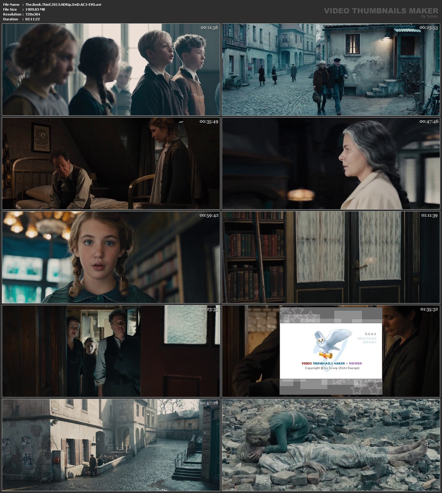 2gb the book thief 2013 hdrip ac3 eng click here to view the original image of 1457x1623px