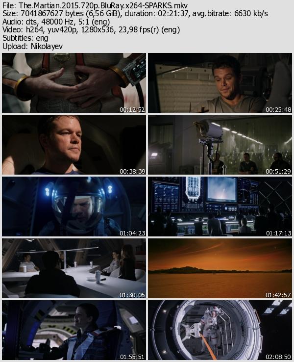 Marslı – The Martian 2015 ( 720p BluRay ) Türkçe Altyazı BluRay Dual Türkçe Dublaj Film indir, Film-Rip.Com Film indir