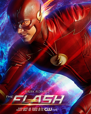 The Flash - Stagione 4 (2018) (Completa) DLMux 720P ITA ENG AC3 x264 mkv