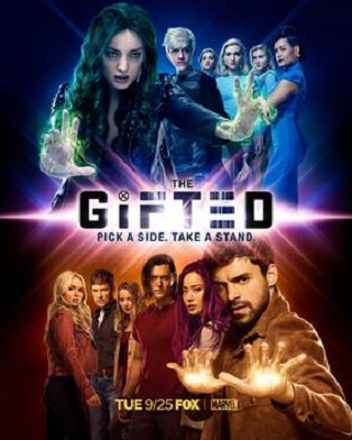 The Gifted - Stagione 2 (2018) (12/16) WEBMux 1080P HEVC ITA ENG AC3 x265 mkv