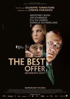 En İyi Teklif – The Best Offer | 2013 film indir