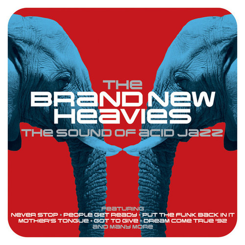 The Brand New Heavies - The Sound of Acid Jazz (2014)