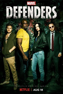 Marvel's The Defenders - Stagione 1 (2017) (Completa) WEBMux  ITA ENG AC3 Avi