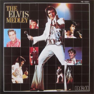 Diskografie USA 1954 - 1984 - Seite 2 Theelvismedleyihoja