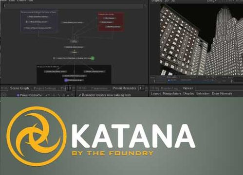 The Foundry Katana V2 6V1 (x64)