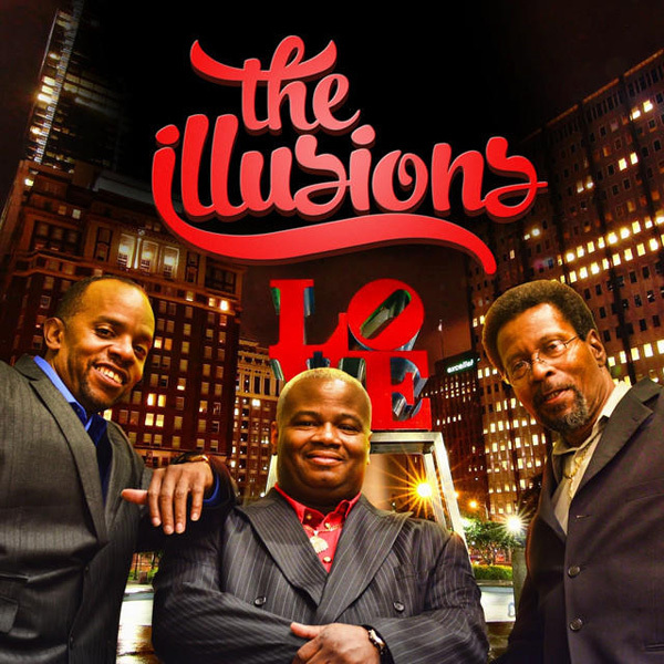 The Illusions - The Illusions (2014)