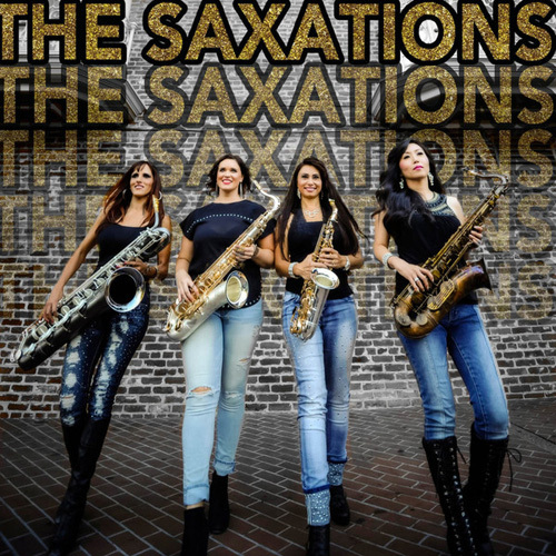 The Saxations - The Saxations (2014)