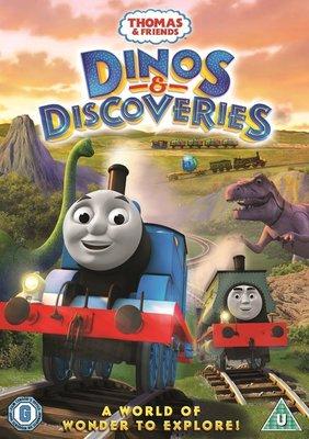 Il Trenino Thomas - Dinosauri e Scoperte (2015).Dvd5 Copia 1:1 - ITA