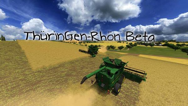 Thuringia Rhon v0.9 beta