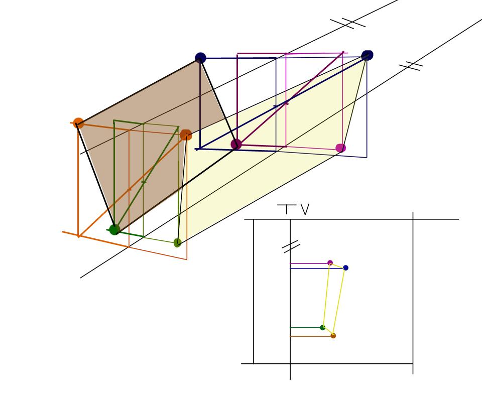 Basics help - tilted plane