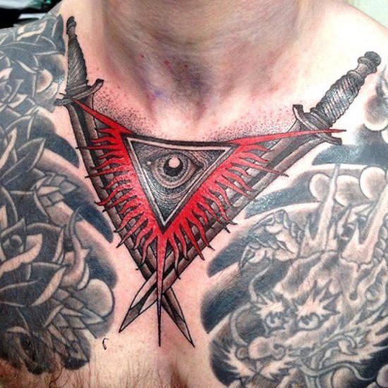 Odważne tatuaże #3 44