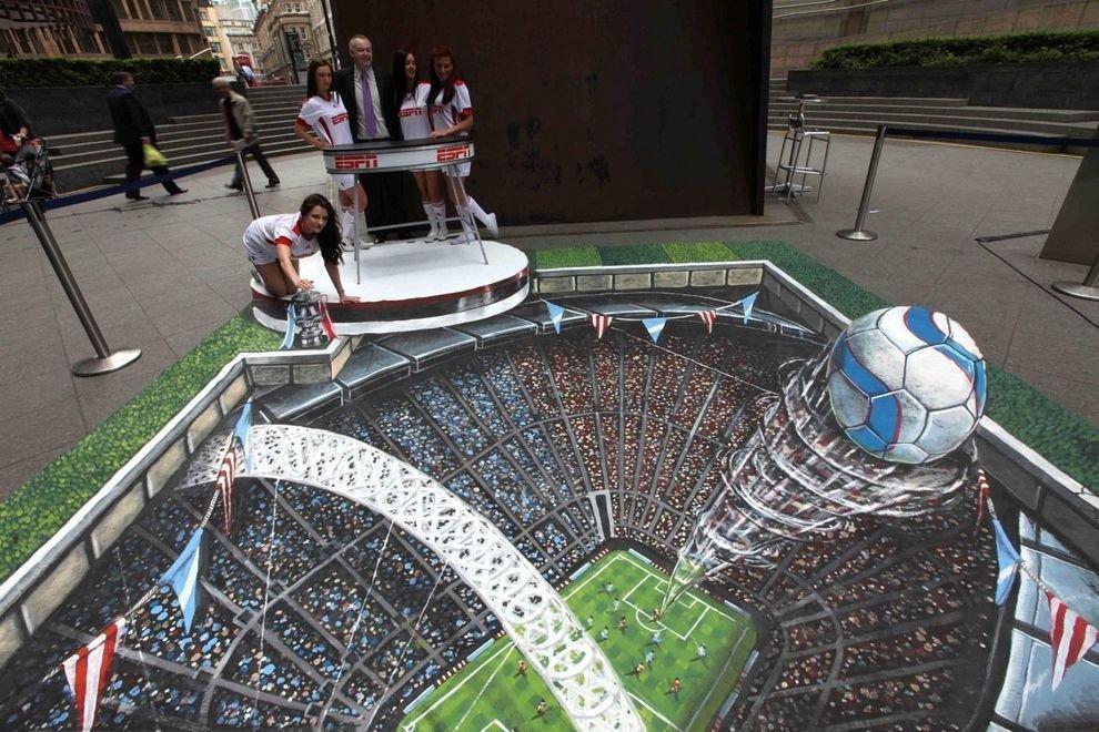 Street Art 3D 12