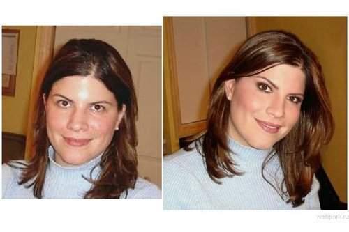Kobiece metamorfozy: makijaż ślubny 18